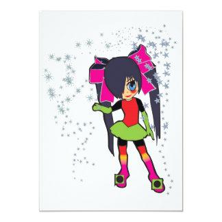 Manga Fairy Card