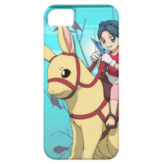 Manga fairy, Fairy rider iPhone SE/5/5s Case