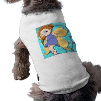 Manga fairy girl shirt