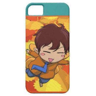Manga fairy, Kokeshi boy flyer iPhone SE/5/5s Case