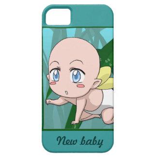 Manga fairy, New Baby iPhone SE/5/5s Case