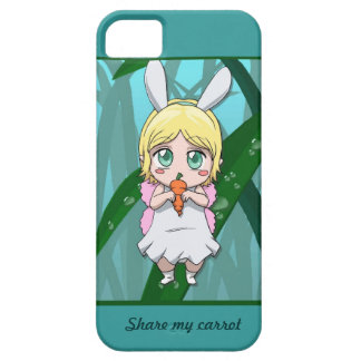 Manga fairy, Share my carrot iPhone SE/5/5s Case