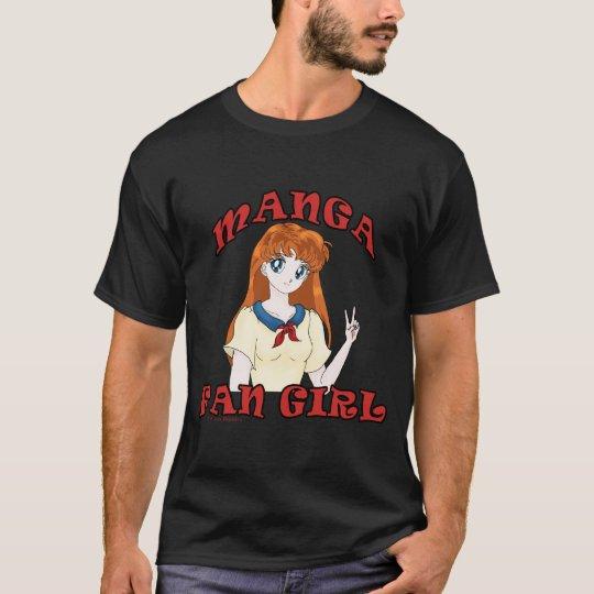 Manga Fan Girl T-Shirts