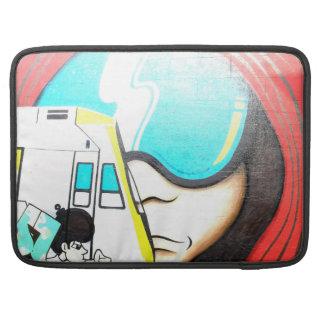 "Manga fresca 15"" de Graffit Macbook favorable Funda Macbook Pro"