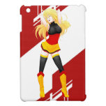 Manga girl German by Nekoni - Germany Case For The iPad Mini