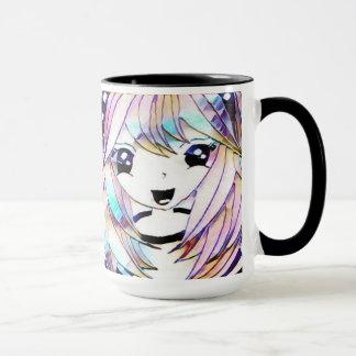 Manga Girl Mug