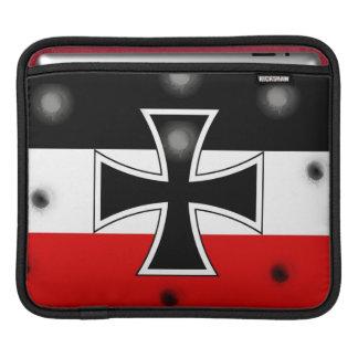 Manga imperial alemana del iPad de la bandera Fundas Para iPads
