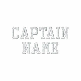 Manga larga básica del buque de los capitanes gris