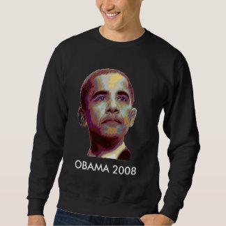 Manga larga de Barack Obama Sudadera