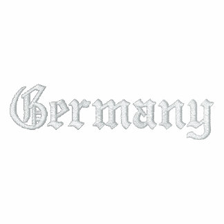 Manga larga de las Alemania-Señoras