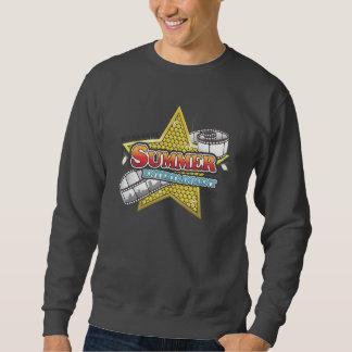 Manga larga suéter