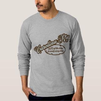 Manga larga T del aparejo de Carolina Camisas