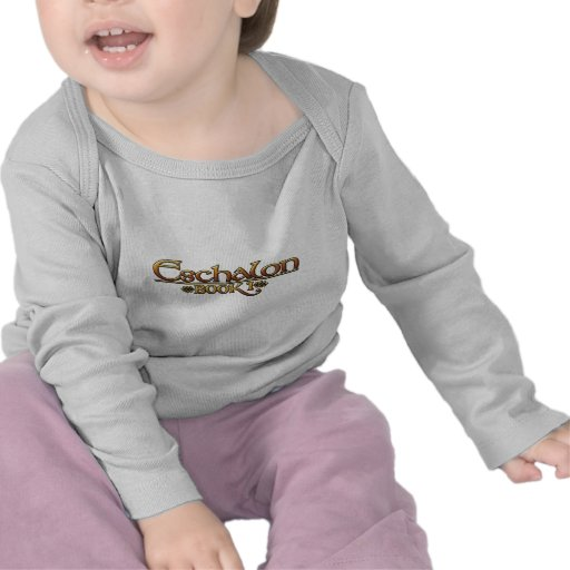 Manga larga T del bebé del libro 1 Camiseta
