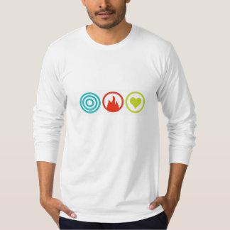 manga larga T-Shirt