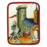 Manga medieval del iPad del arte Mangas De iPad