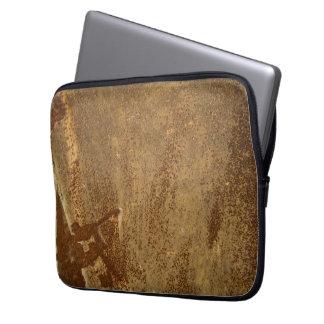 Manga oxidada del ordenador portátil del neopreno funda ordendadores