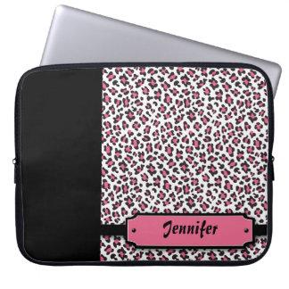 Manga personalizada del ordenador portátil del ros manga computadora