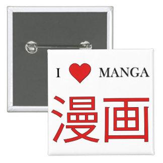 Manga Pin Cuadrado