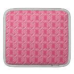 Manga rosada de Ipad de los tacones altos Fundas Para iPads