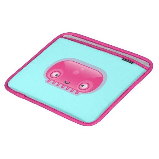 Manga rosada del Bloop de Squishies Fundas Para iPads