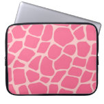 Manga rosada del ordenador portátil de Gariffe Fundas Ordendadores