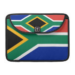 Manga surafricana de la aleta del carrito de la ba funda para macbooks