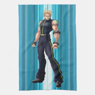 Manga Video Game Hero Towel