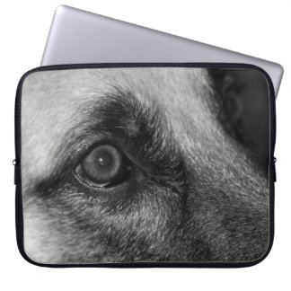 Manga vigilante del ordenador portátil del ojo del manga portátil