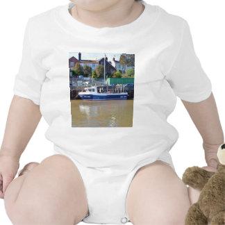 Manganeso 209 del barco de pesca traje de bebé