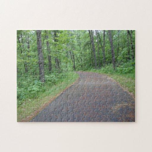 Manganeso del arte de la fotografía del puzzle con fotos