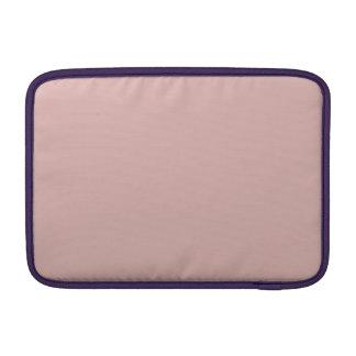 Mangas color de rosa rosadas fundas macbook air