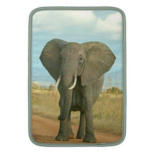 Mangas del elefante para el aire de Macbook Funda Macbook Air