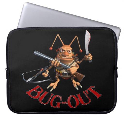 Mangas del Insecto-OutLaptop Fundas Ordendadores