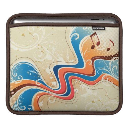 Mangas del iPad del diseño gráfico 18 Fundas Para iPads