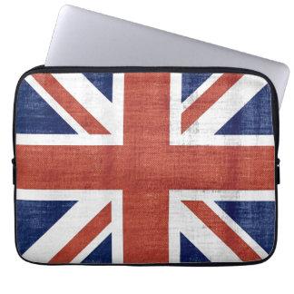 Mangas del ordenador portátil de Reino Unido de la Funda Ordendadores