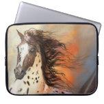 Mangas del ordenador portátil del caballo salvaje  mangas computadora