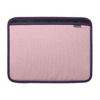 Mangas rosadas de Esmeralda Funda MacBook