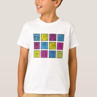 Mangas Series 4 T Shirt