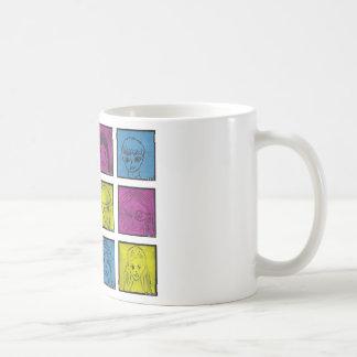 Mangas Series 5 Coffee Mugs