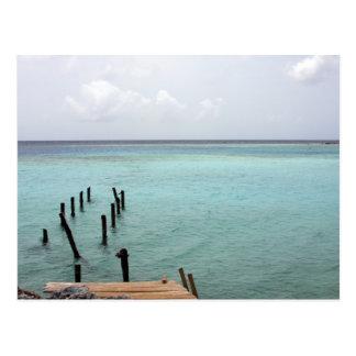 mangel halto beach postcard