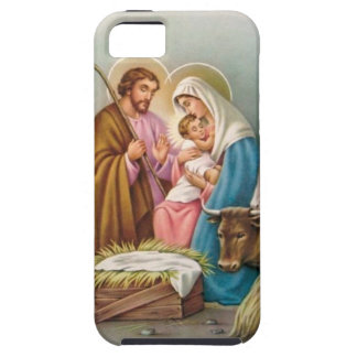 Manger scene iPhone 5 covers