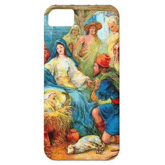Manger scene iPhone SE/5/5s case