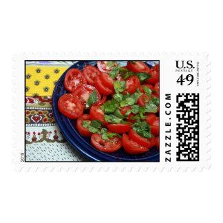 Mangia! Postage Stamp
