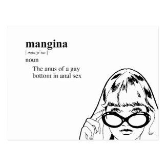 MANGINA POSTALES