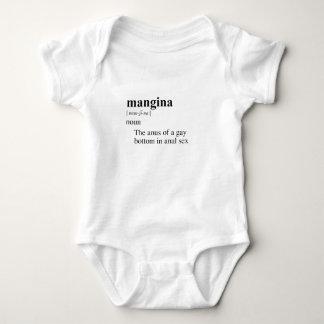 MANGINA TSHIRTS