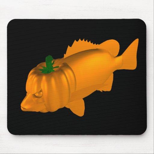Mangle anaranjado Jack Alfombrillas De Raton