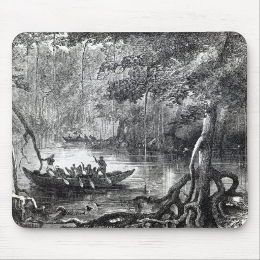 Mangle Forest Tapete De Ratón