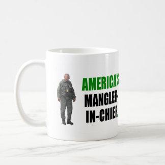 Mangler-in-Chief Coffee Mug