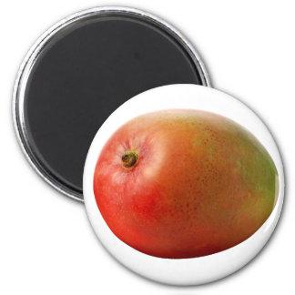 Mango 2 Inch Round Magnet