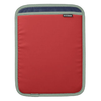 MANGO (a rich red-orange fruity color) ~ Sleeves For iPads